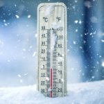 tempurature for home snow making machine