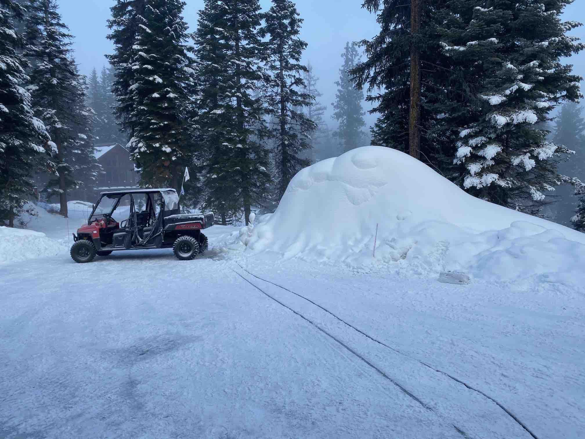 Expandable Snowmaking Gun