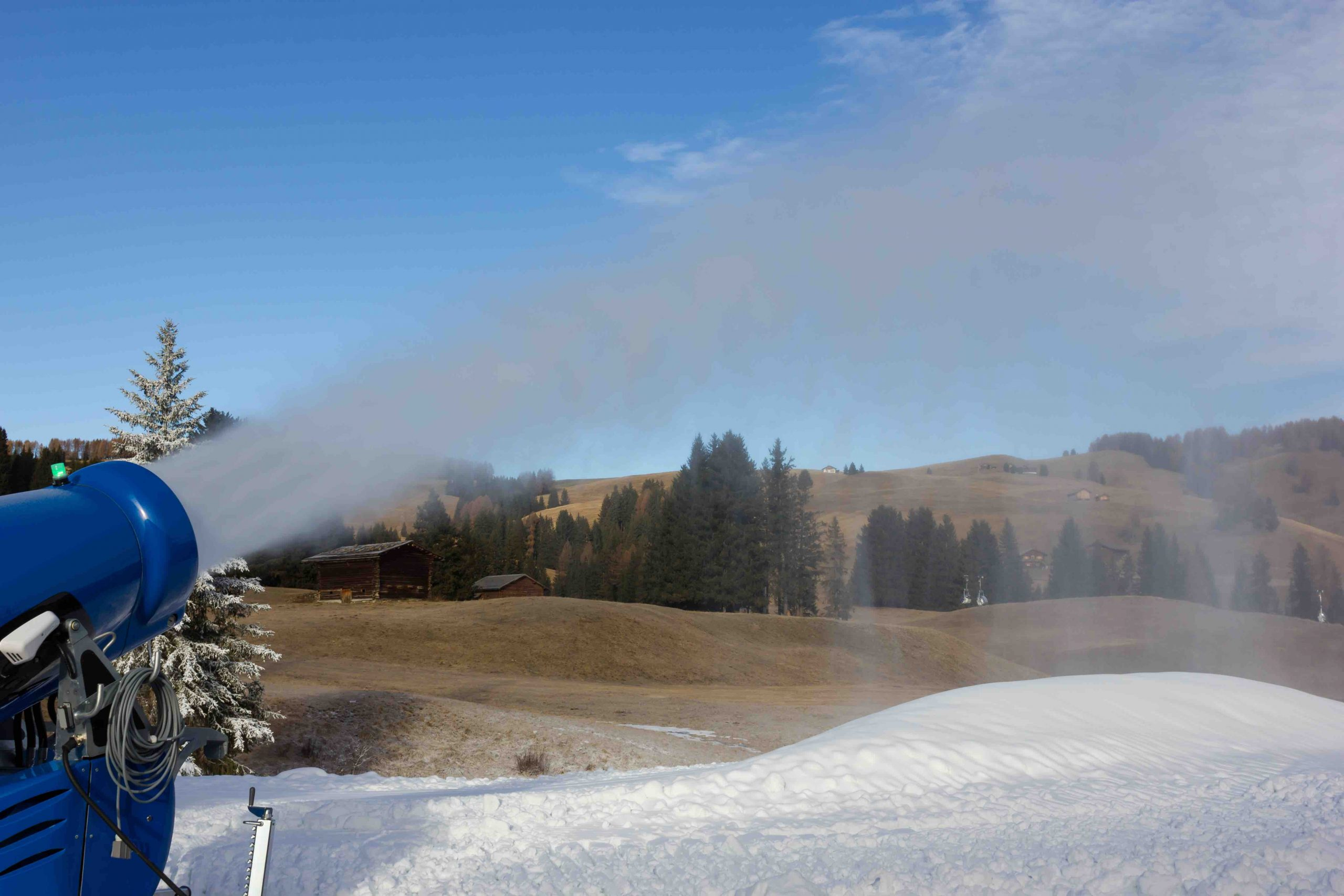 Resort Quality Snow at your Home